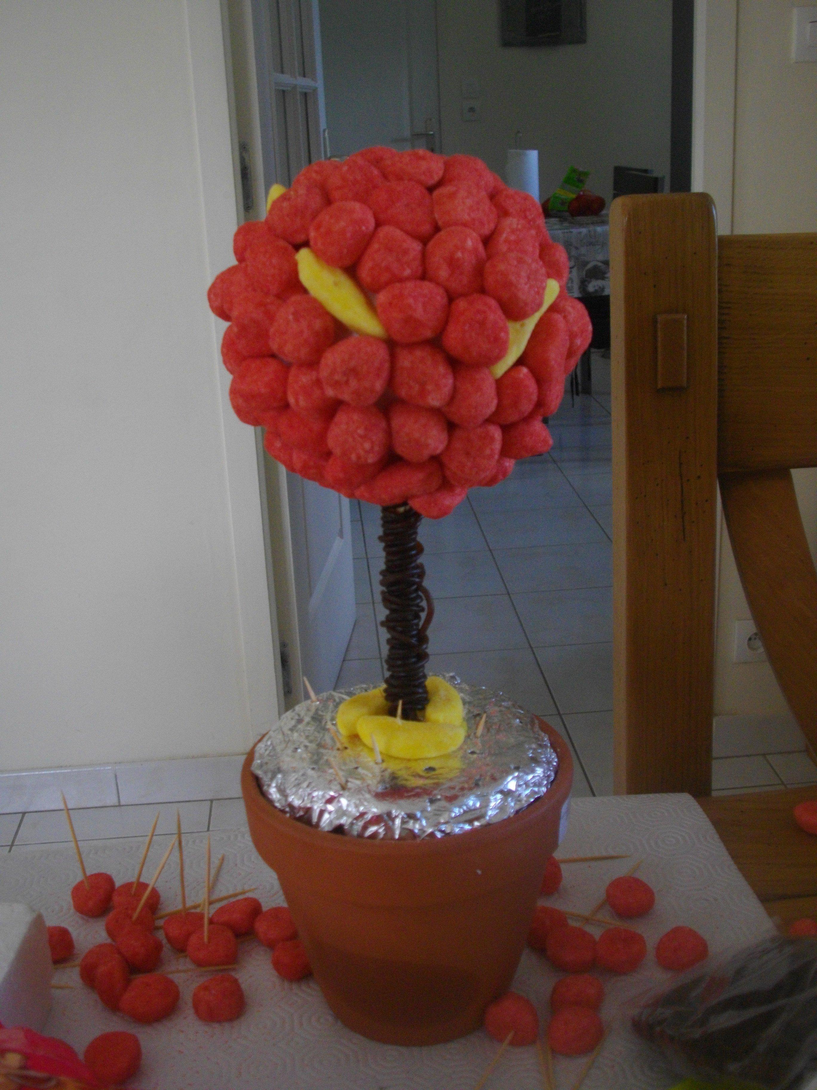 Arbre bonbon gabel style - Decoration de salle anniversaire ans ...